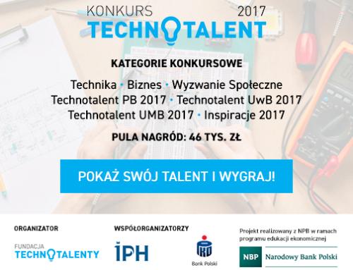 Wspieramy młode talenty