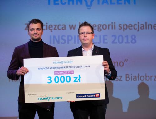 Technotalenty 2018 rozdane