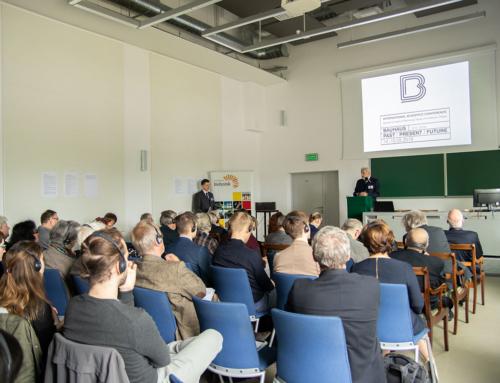 Primacol partnerem konferencji Bauhaus 1919-2019 Past / Present / Future